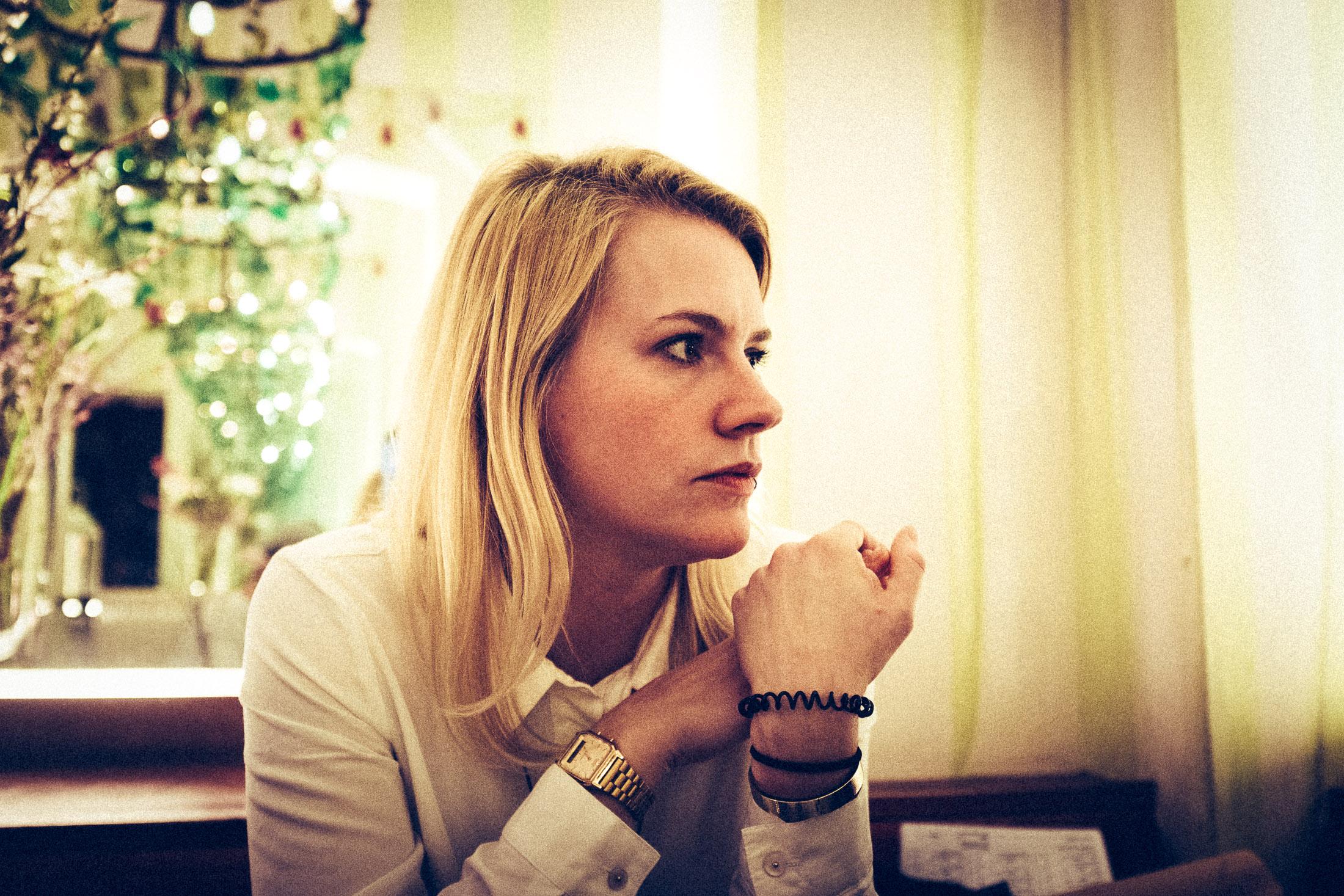 Auf ein Kölsch mit Britta im Café Feynsinn am Rathenauplatz