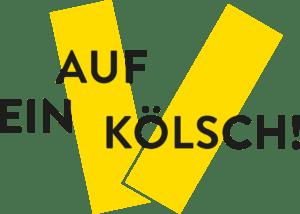 Auf ein Kölsch Logo 2021 - Magazin über Kölsch, Kunst, Kultur und Köln